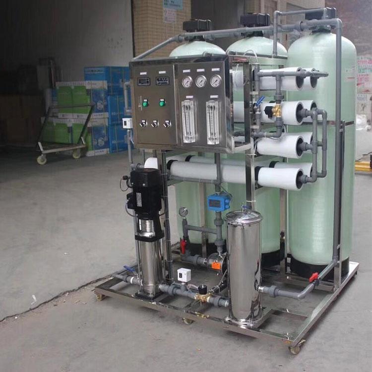 0.5吨反渗透制水设备